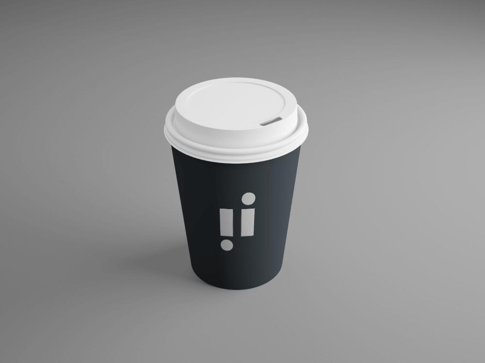 Coffee Cup Packaging Design
