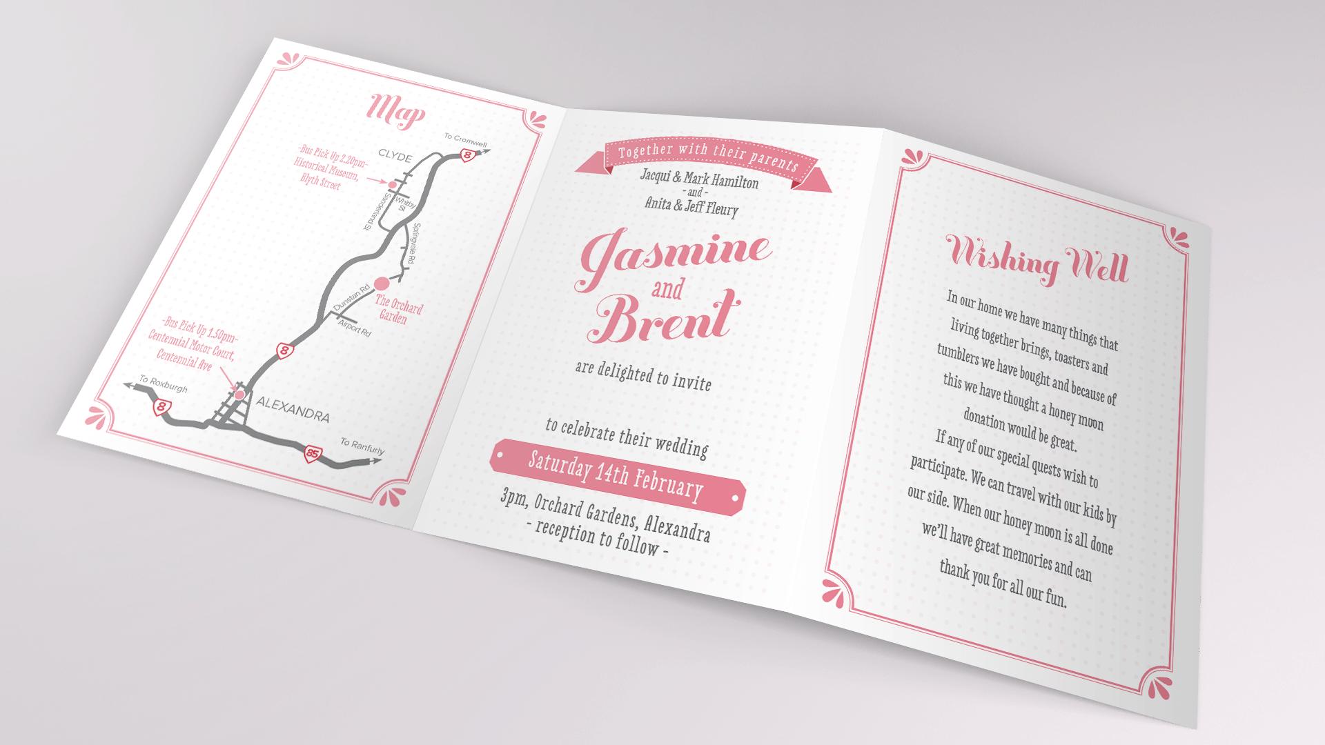 Wedding Stationary Printing