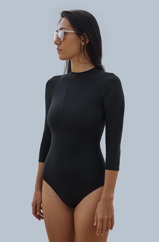 Riis Surf Suit (Black)
