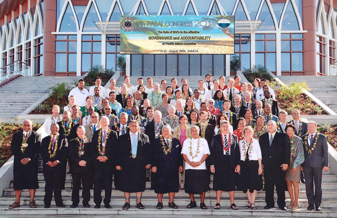 17th PASAI Congress - Apia, Samoa