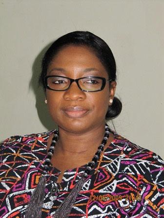 Auditor General of the Republic of Sierra Leone,   Lara Taylor-Pearce
