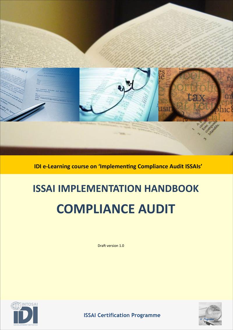 ISSAI IMPLEMENTATION HANDBOOK - COMPLIANCE AUDIT