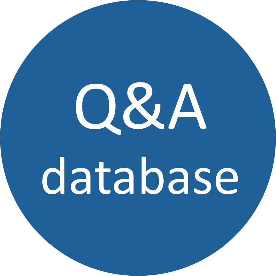 NEW FEATURE STILL TO COME PASAI will develop a Q&A database which will assist auditors in the conduct of their audits) Keep an eye on this space!