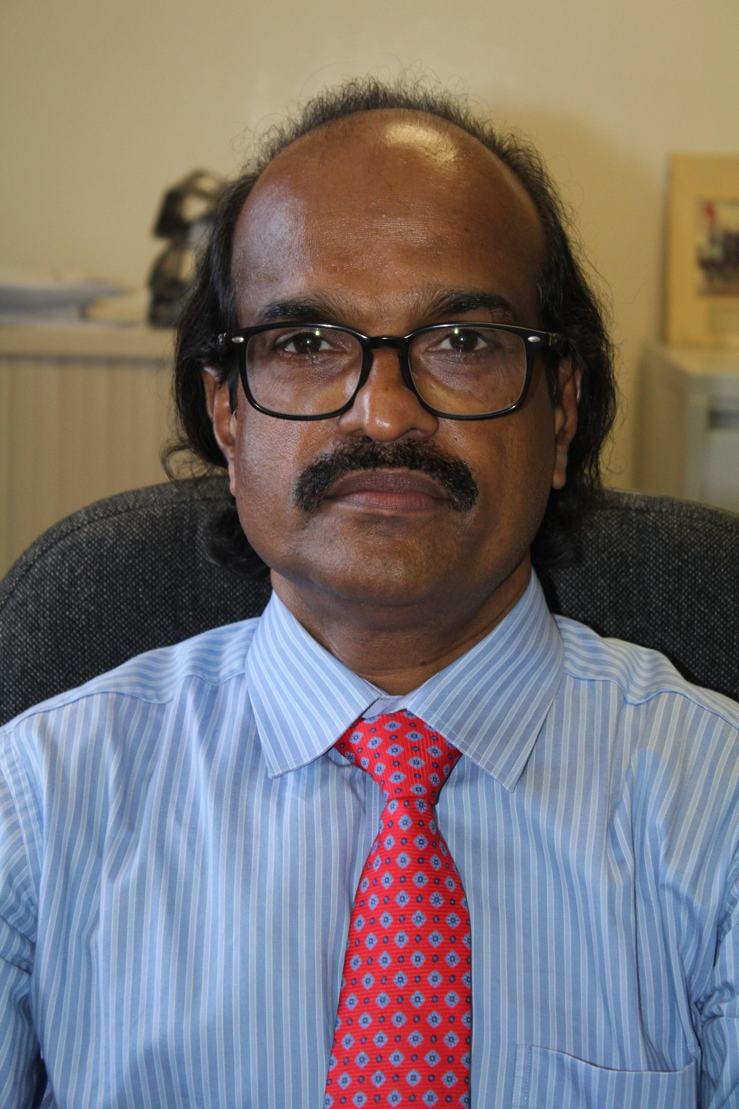 Mr. Manoharan Nair