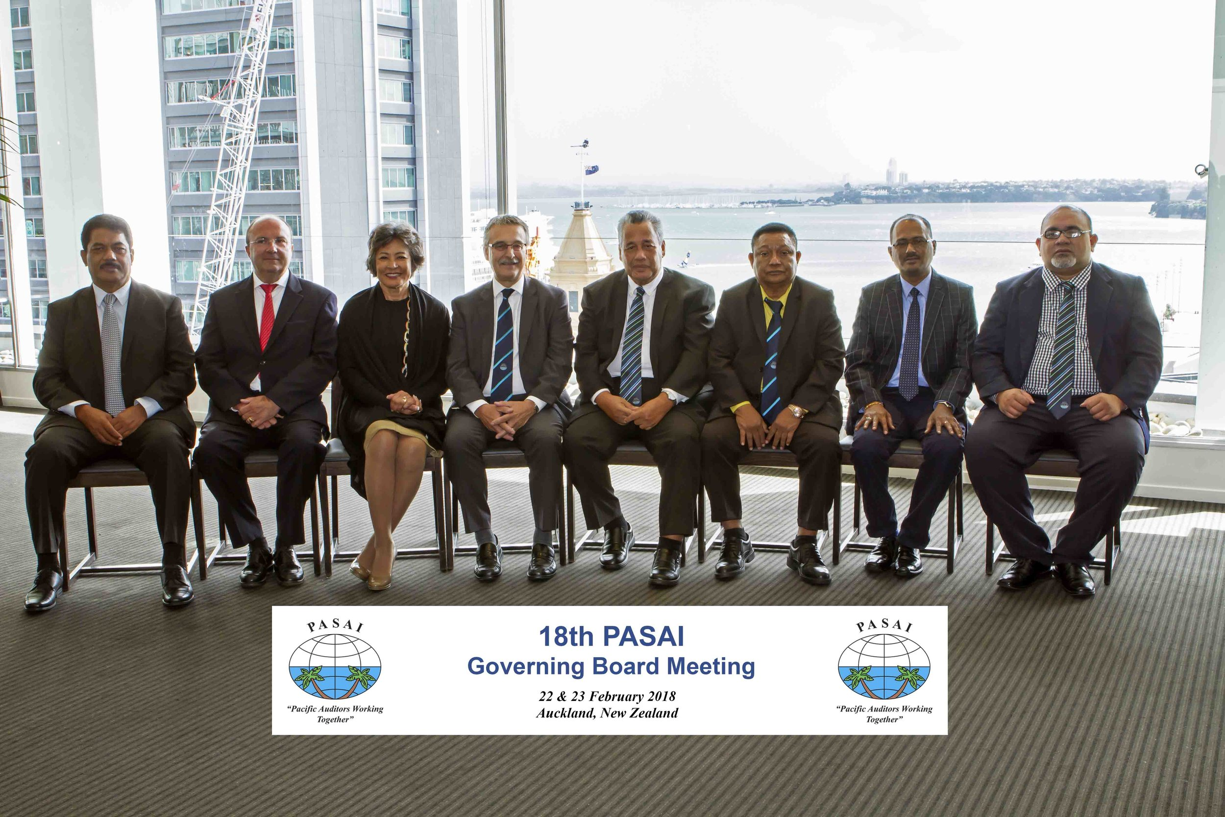 18th PASAI Governing Board Meeting, Auckland Feb 2017 (GB Members).jpg