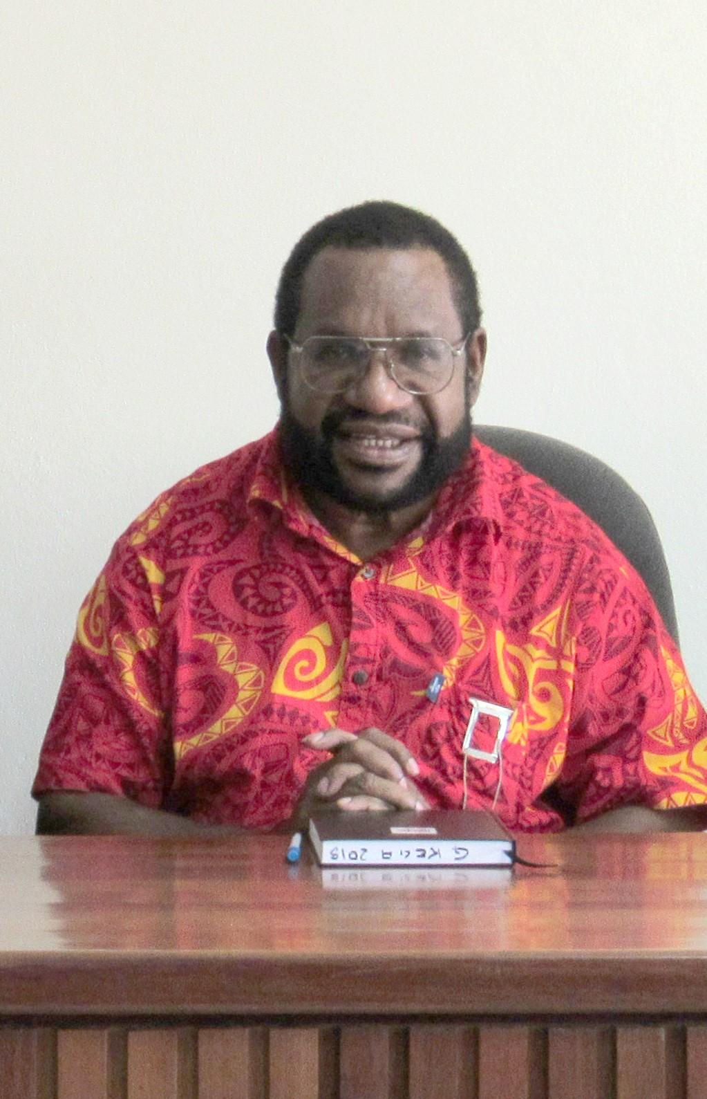 Mr Gordon Kega