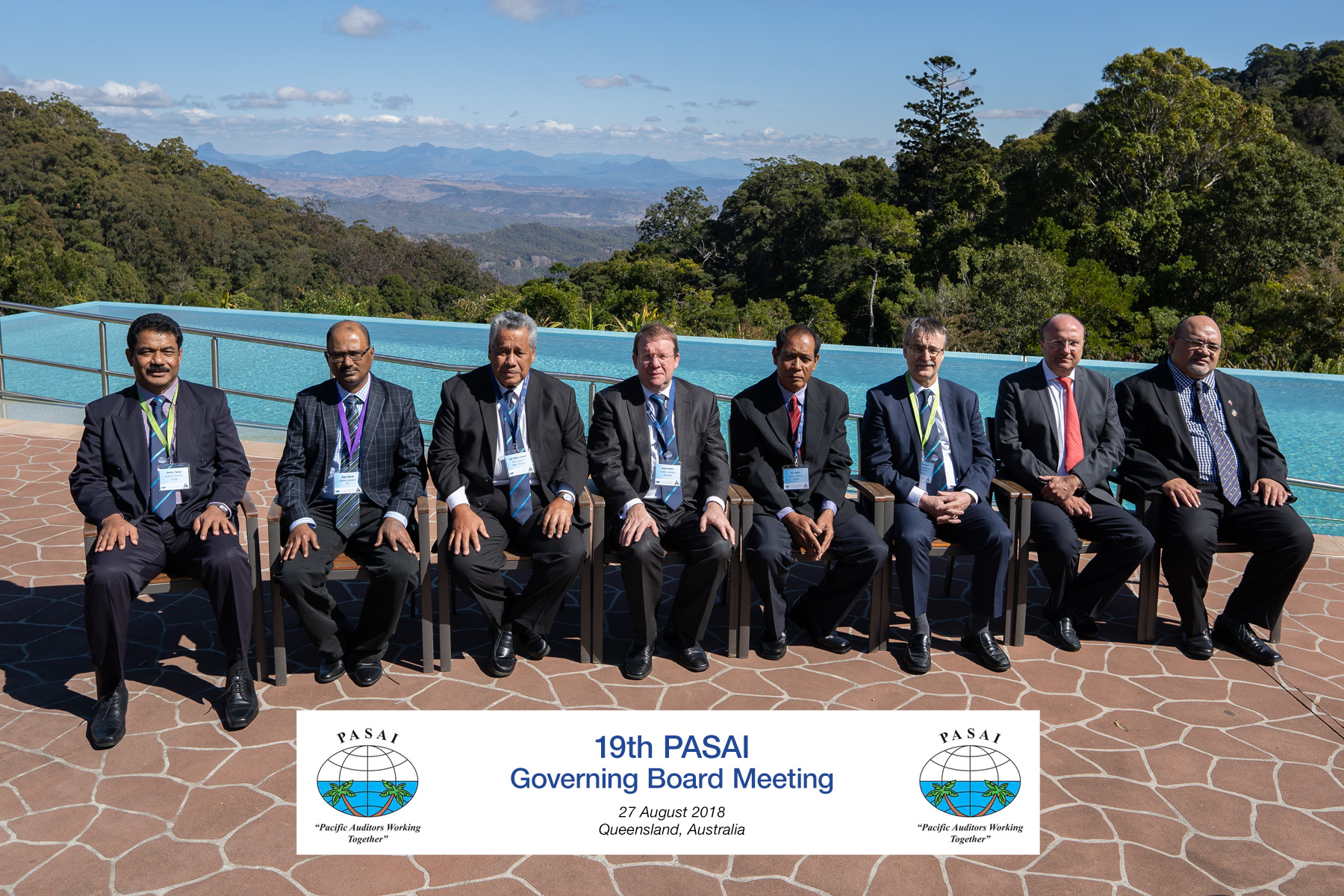 19th PASAI Governing Board Meeting, Queensland Aug 2018 (GB Members).jpg