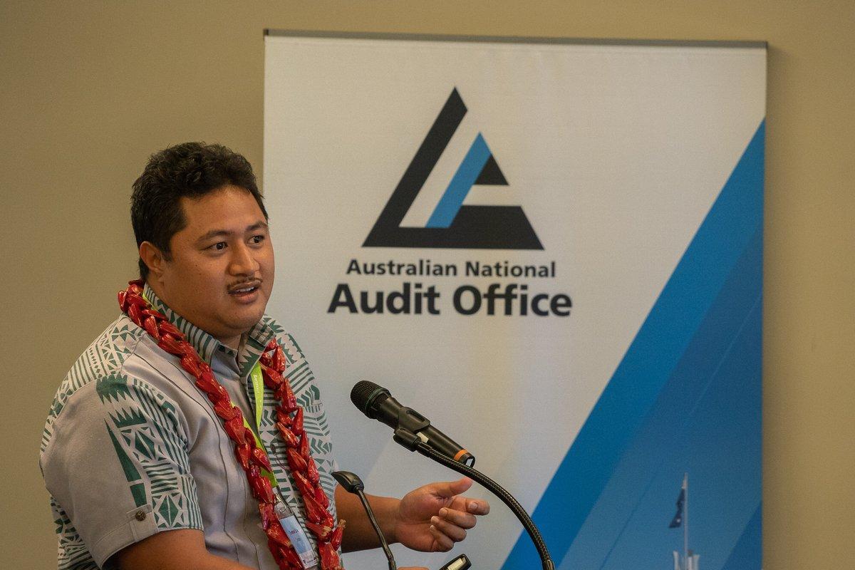 Terence Su'a, SAI Samoa