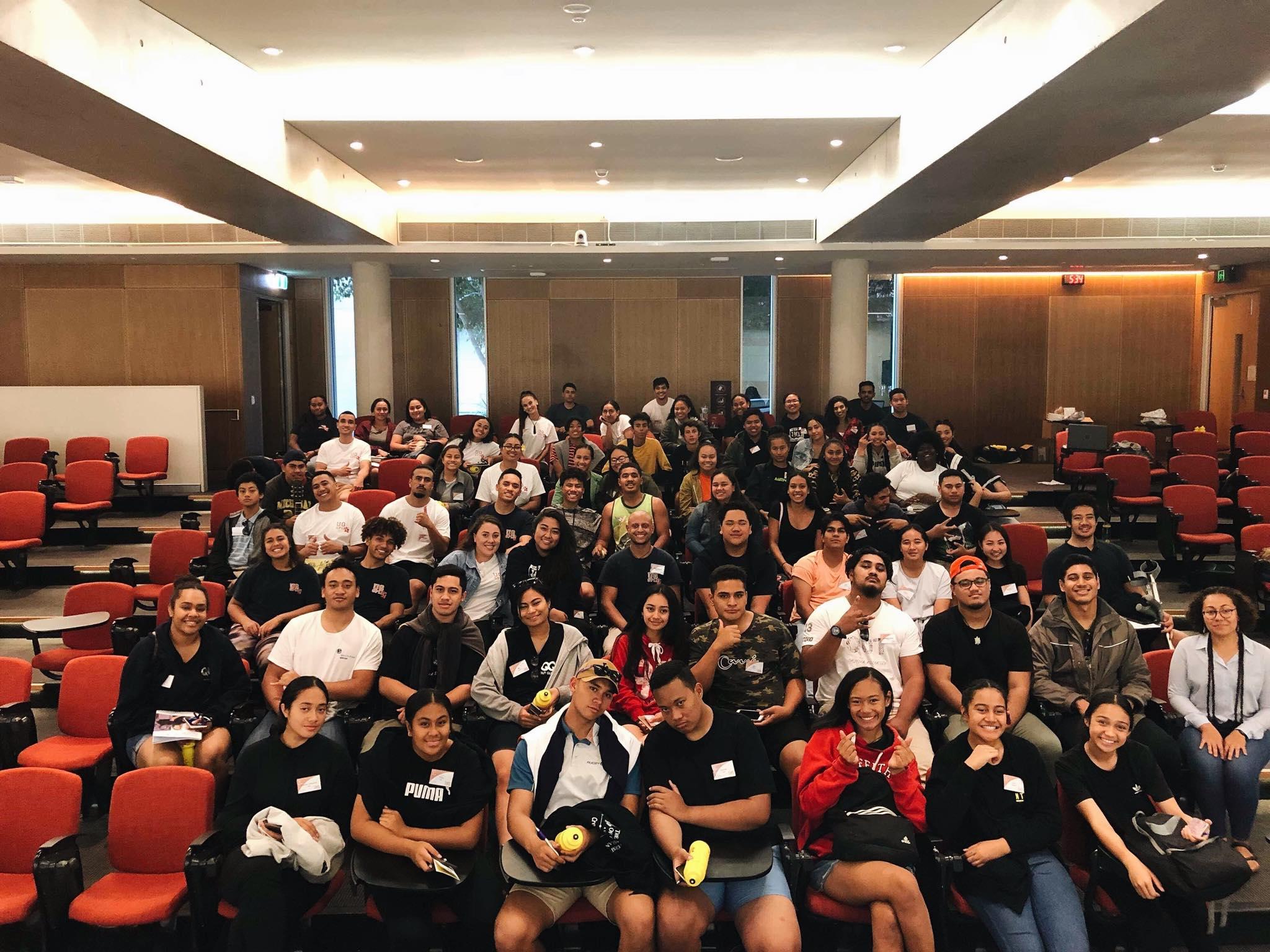 Attendees at UQ Pasifika.jpg