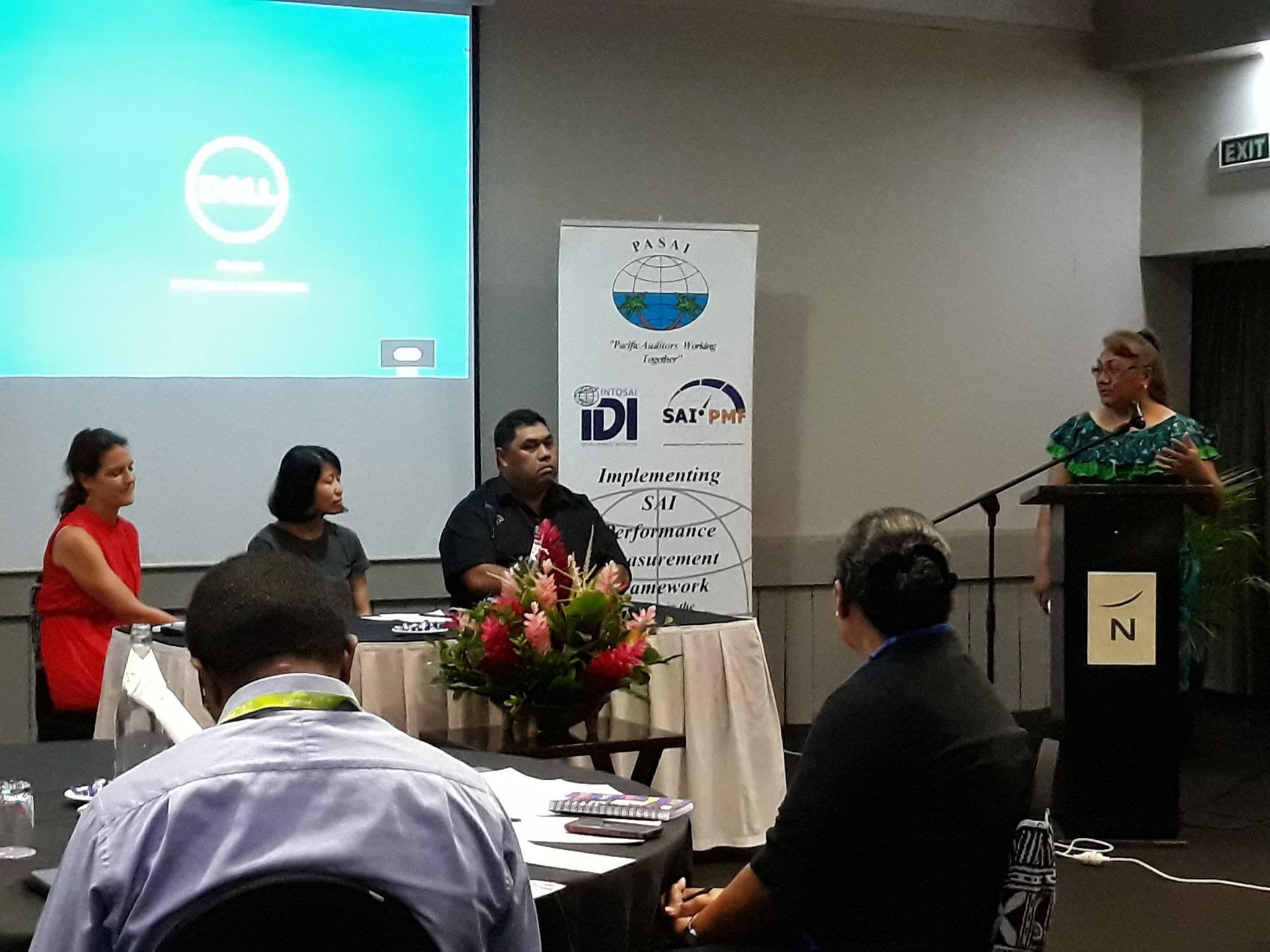 Martine Irina Tio Sina SAI PMF planning ws Fiji May 19.jpg