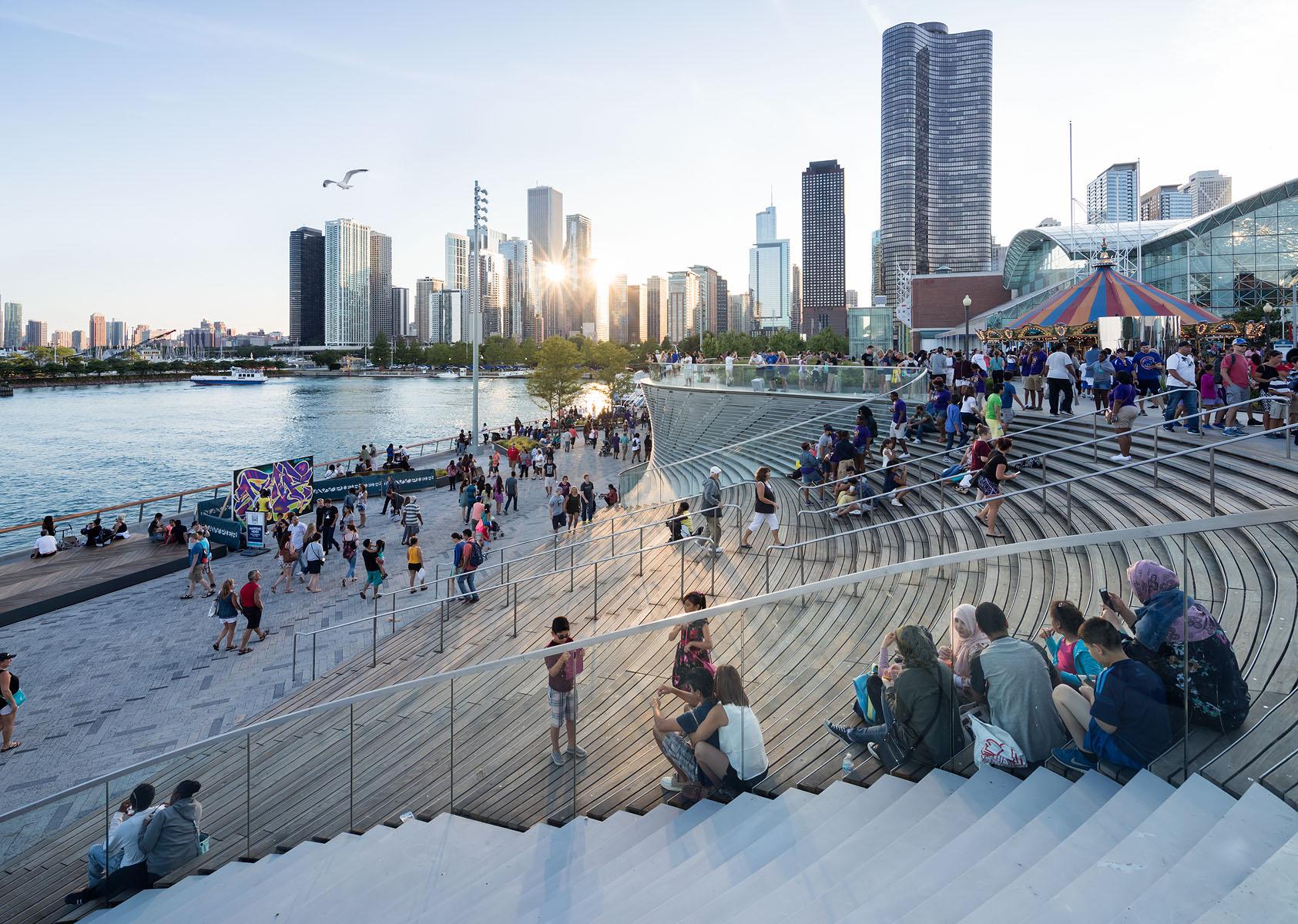Navy Pier, Chicago.