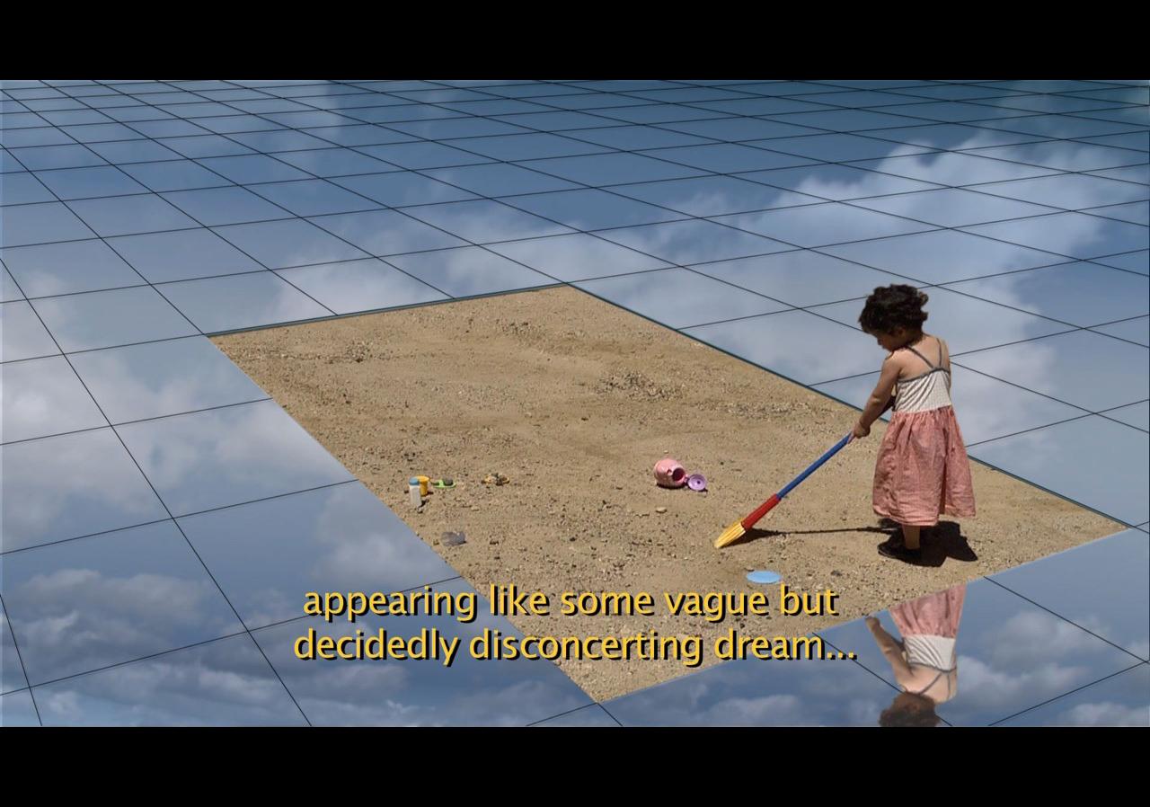 Nadia Hironaka and Matthew Suib, The Continuous Moment, Film Still, 2014