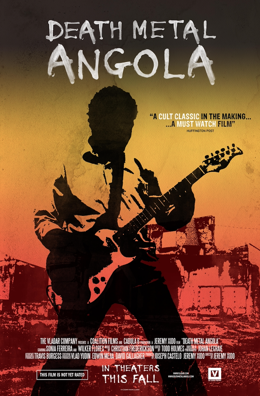 Jeremy Xido_Death Metal Angola_Film_2013_Premiered at Rotterdam International Film Festiva