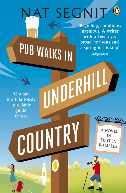 Nat Segnit_Pub Walks in Underhill Country_published 2012