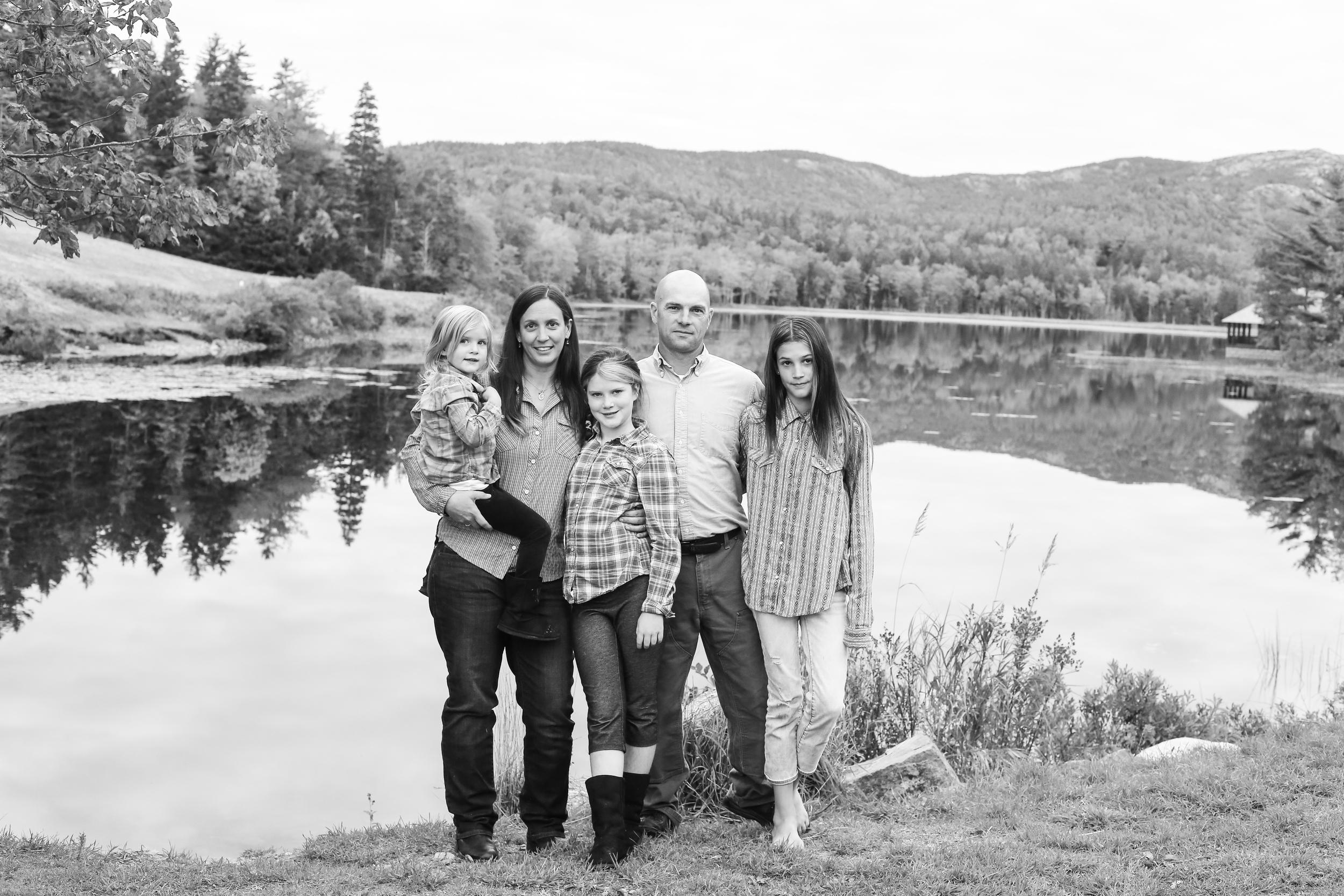St.Amand Family