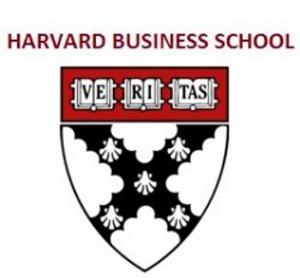 Harvard Business School M.B.A.
