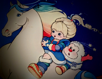 Rainbow Brite: Lenann McGookey Gardner was Product Manager for Mattel's Rainbow Brite, the doll that had the most successful launch year of any doll in history, selling $150 million at retail in its first year on the market.