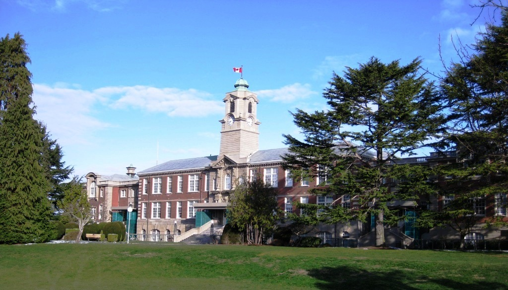Camosun College's Young Building. Photo Credit: Arianna Merritt