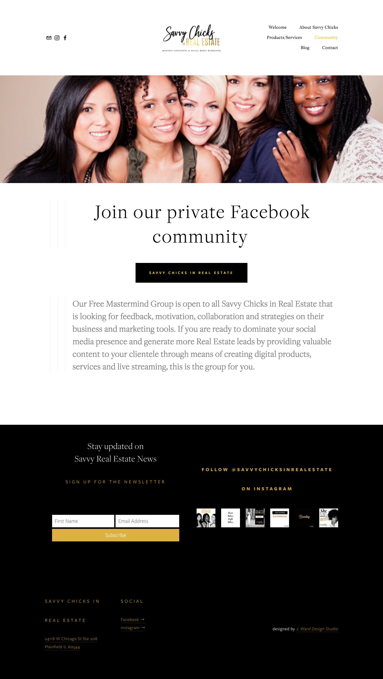 screencapture-savvychicksinrealestate-community.png