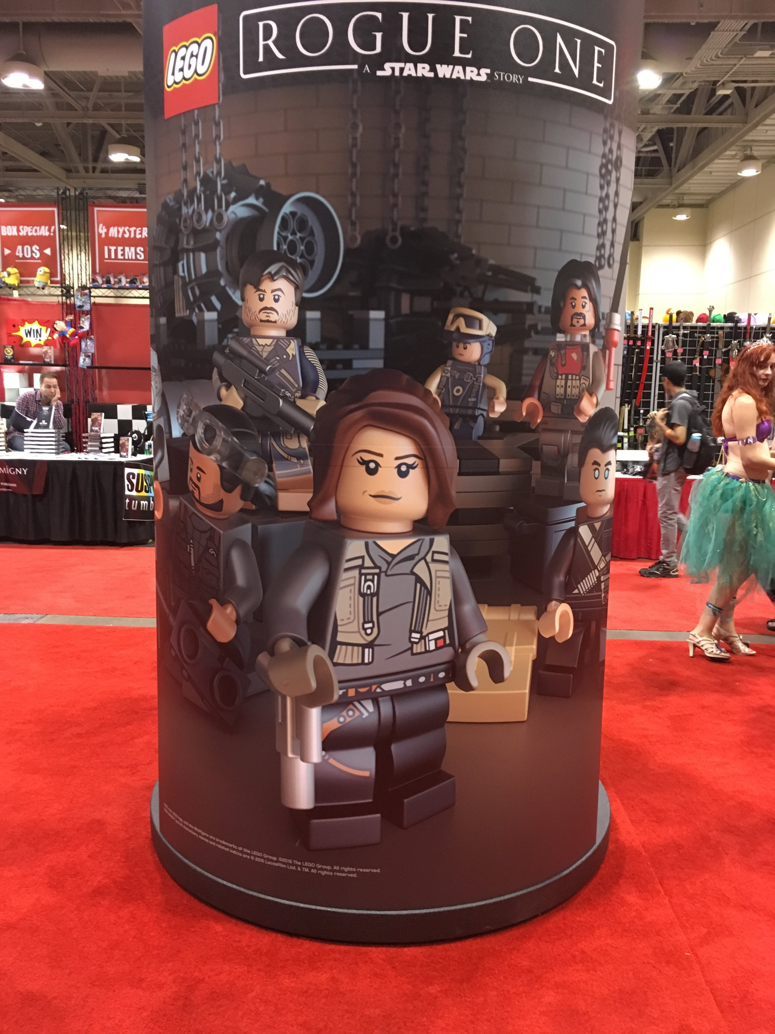 LEGO Rogue One confirmed?