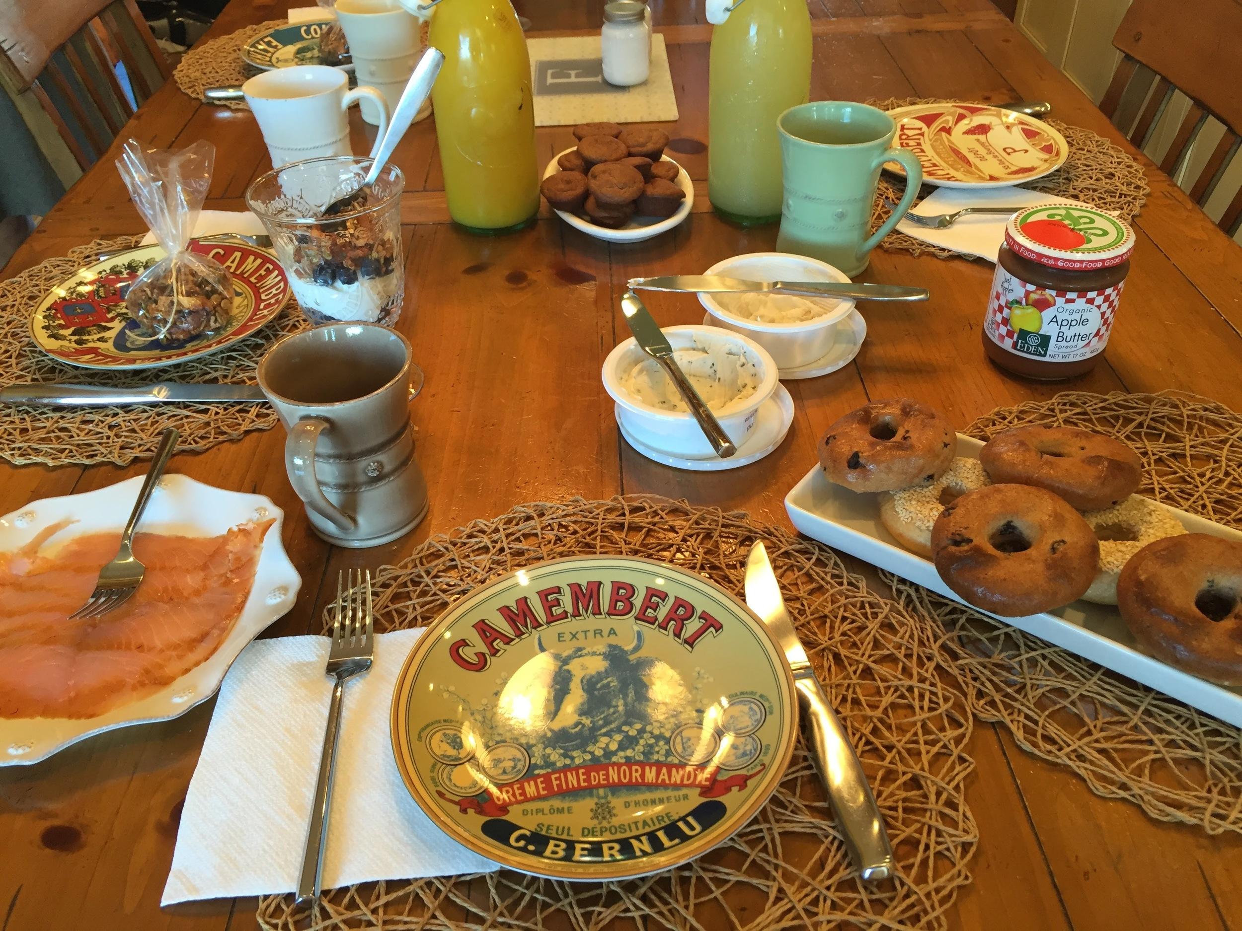 Paleo Breakfast Nirvana