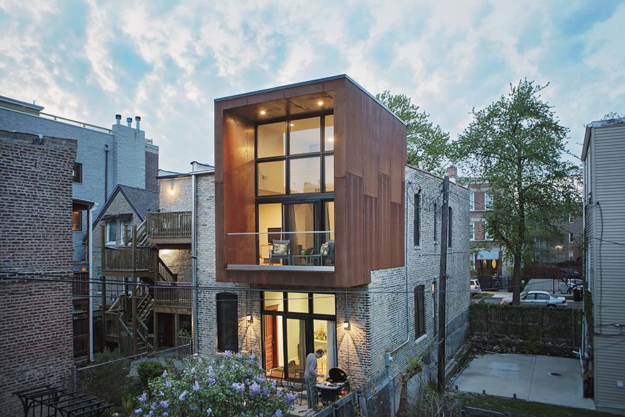Moss Architecture