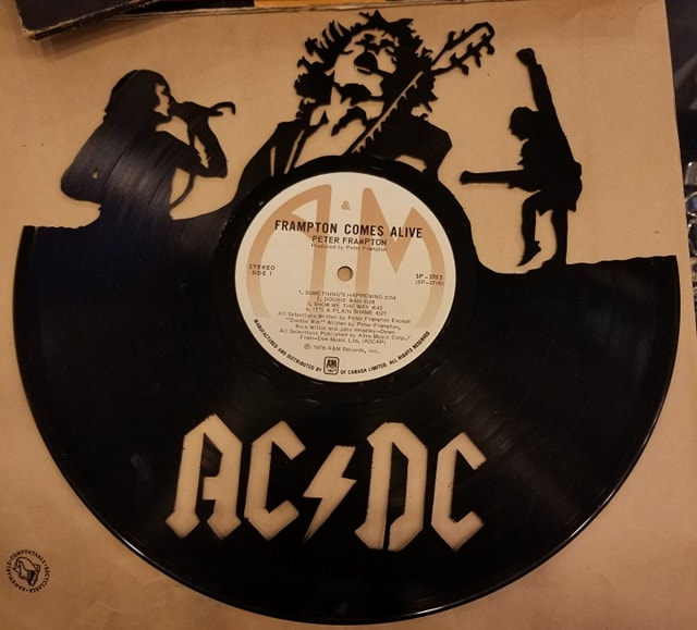 Cut Vinyl Albums. Vancouver Island, Led Zeppelin, Pink Floyd, Iron Maiden, Michael Jackson, Lady Gaga, The Beatles, Rolling Stones, AC/DC, Guns N Roses, Van Halen, Fleetwood Mac, Black Sabbath, Bob Marley and MORE! Call to see what's in stock or to ORDER! 250-897-0107 The Curious Cat Courtenay BC #thecuriouscatgifts