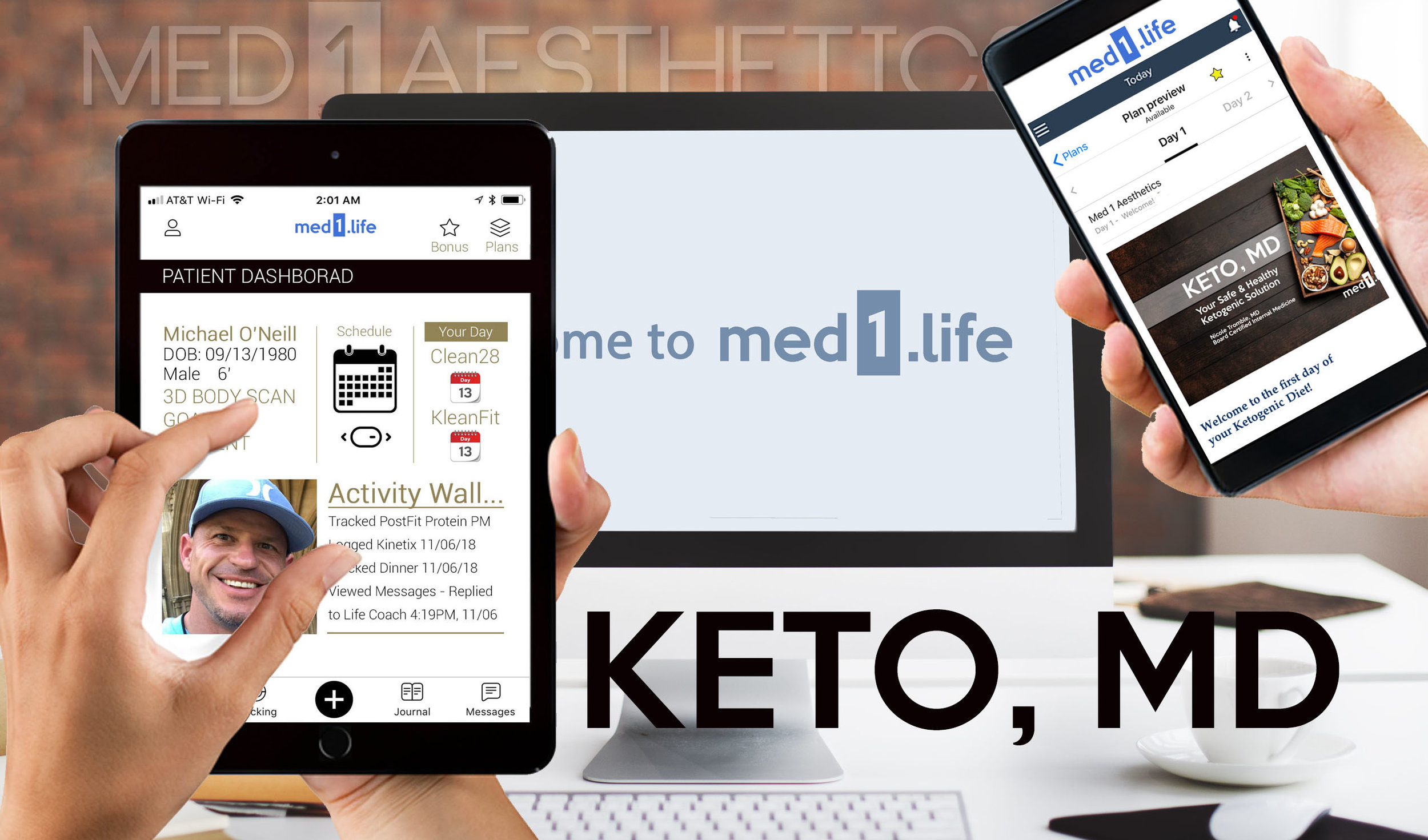 Keto, MD is a tool that works. - Safe, healthy & fun ketogenic diet