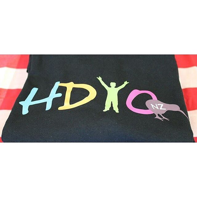 Show your colours! #hdyonz #support #educate #advocate