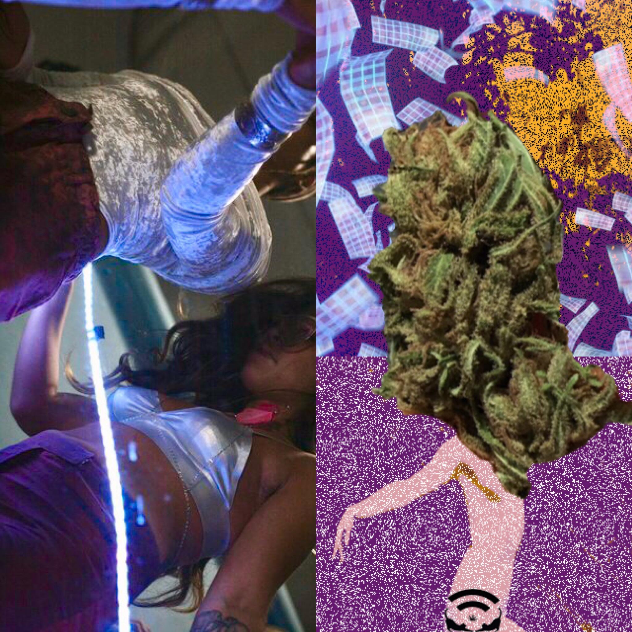 Collage by Kenya Ku$h and J-Nasty