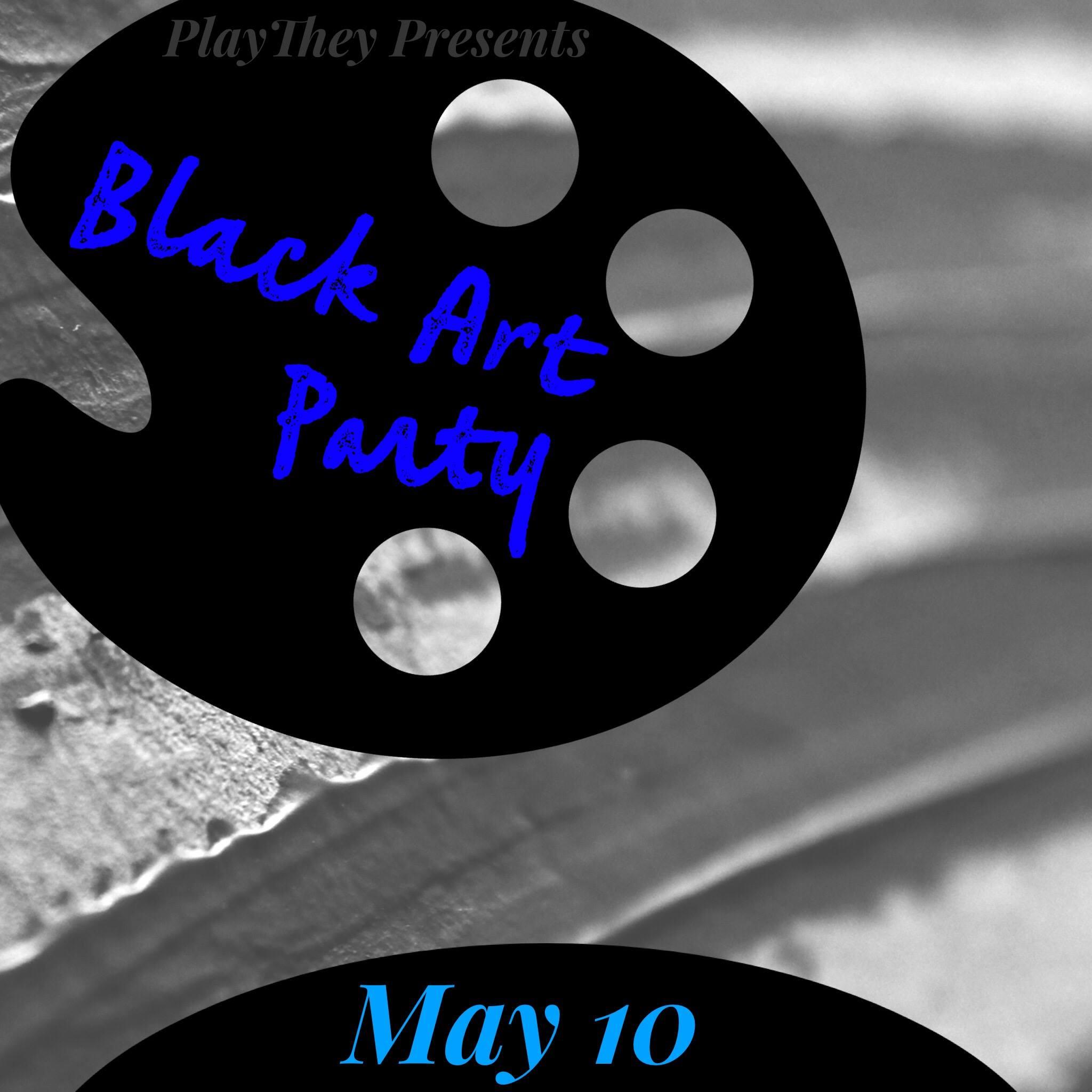 Blackl art party.jpg