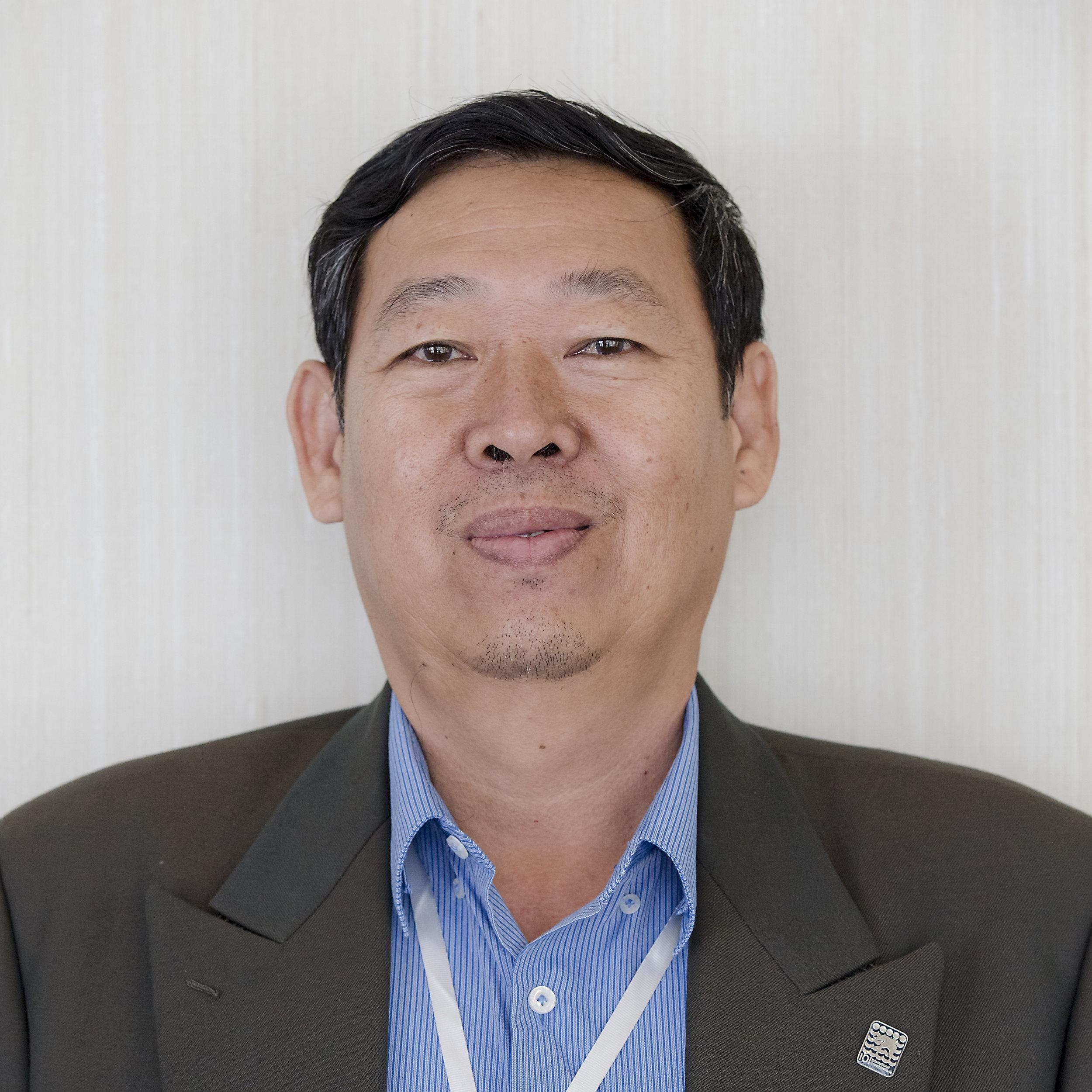 Uy Ching - Fisheries AdministrationASIC Fish Steering Committee