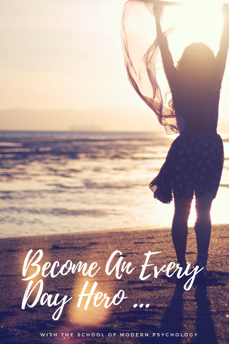 Start your own every day hero's journey