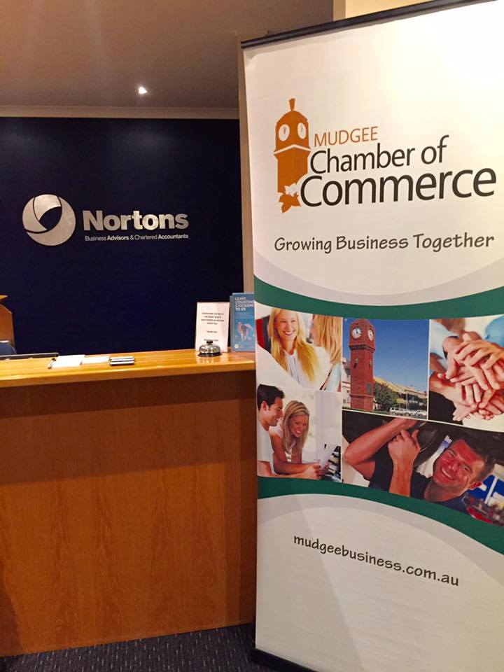 Business After Hours hosted by Nortons Business Advisors