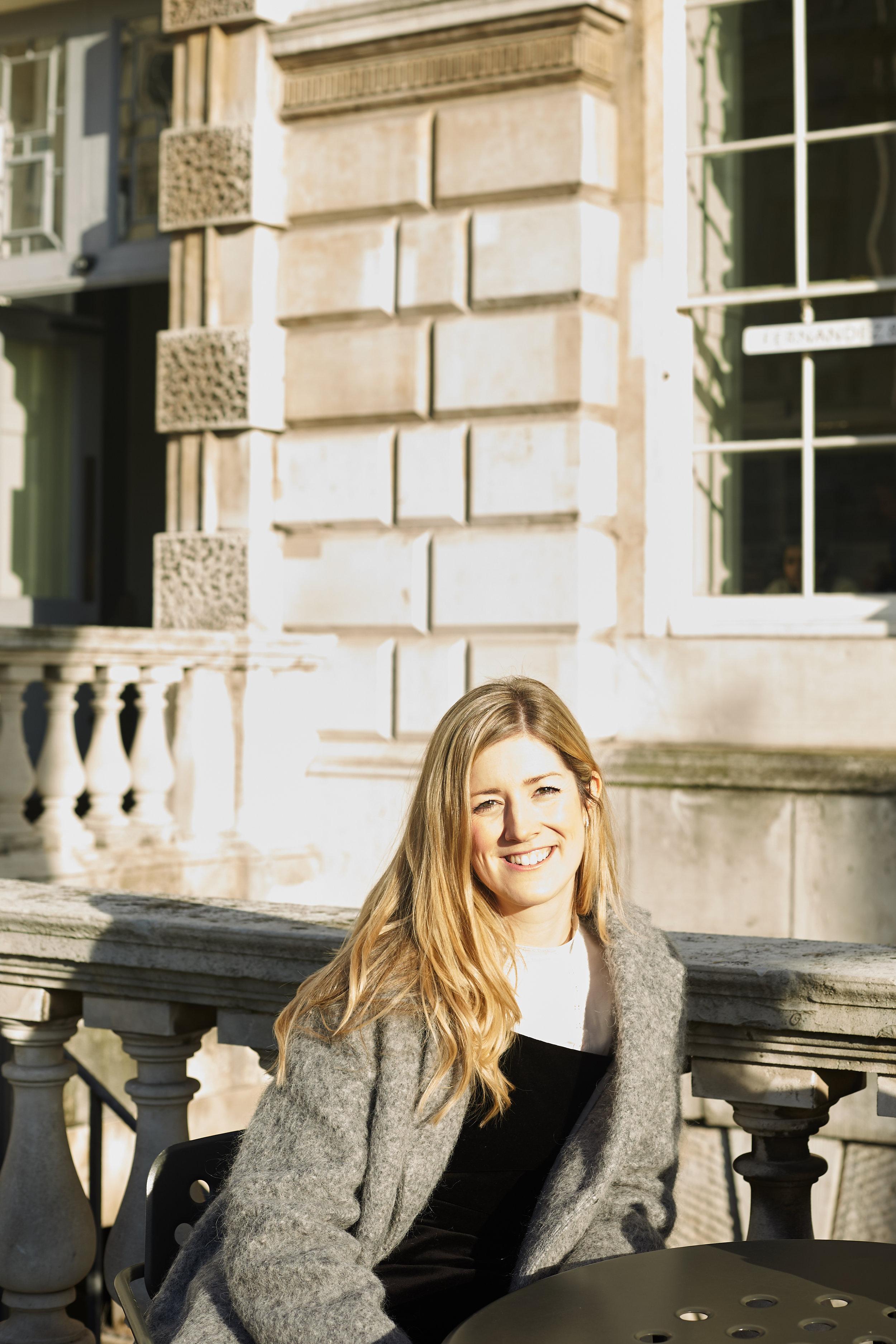 Jo Mackie, founder of Mackie PR