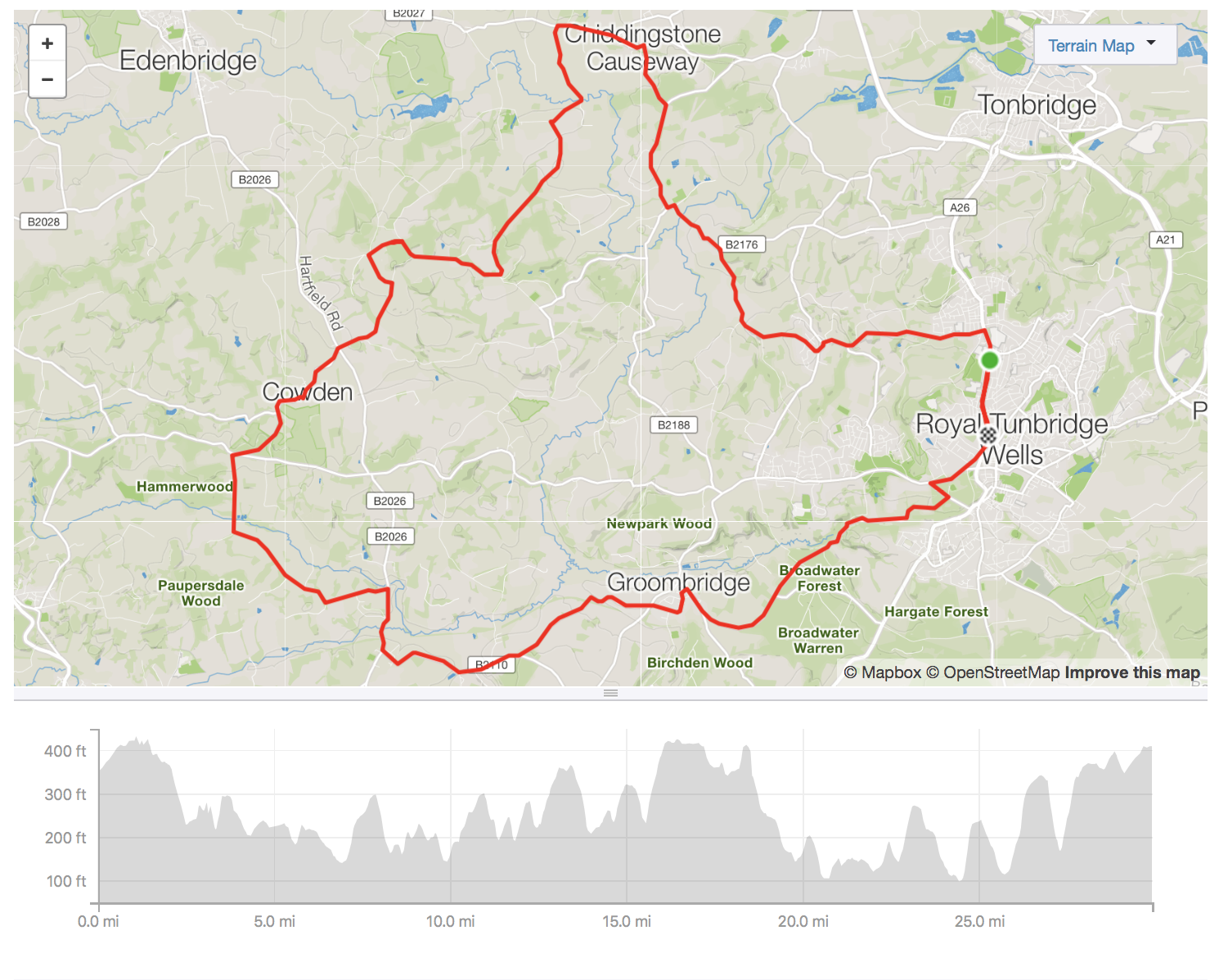 Download the route here: https://www.strava.com/routes/15030000