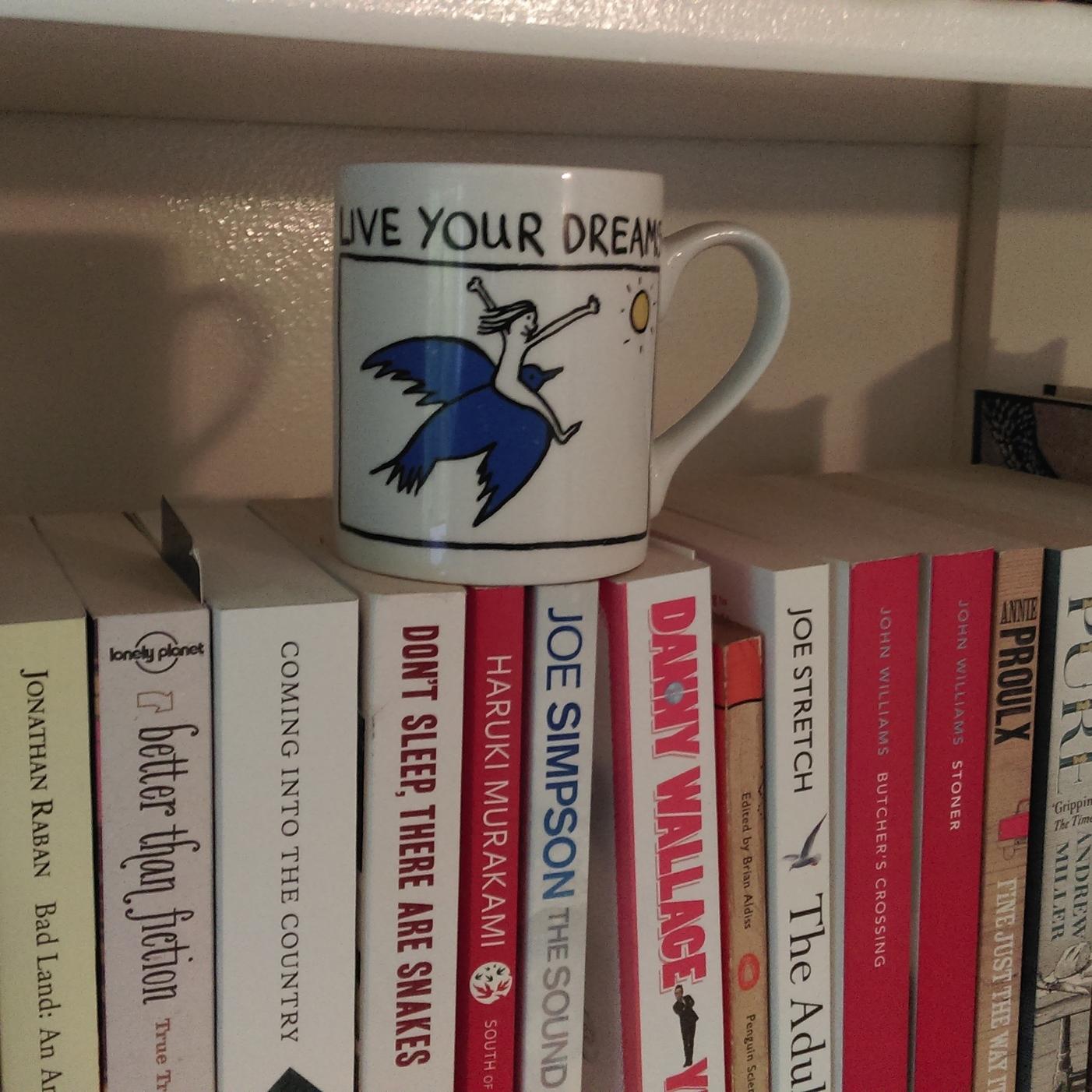 My favourite mug...