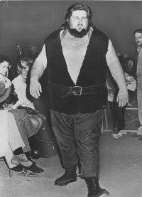 Klondyke Bill - image courtesy of Wrestling Heritage