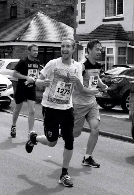 Mile 10 - photo courtesy Mark Salt