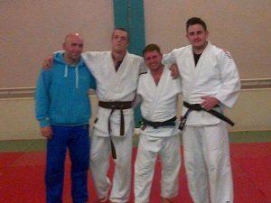 Judo at Sea Mills Judo Club, Bristol