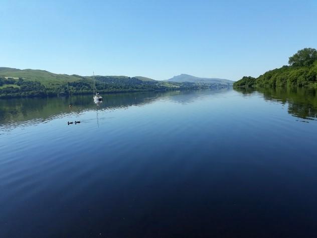 Lake Bala - a favourite spot