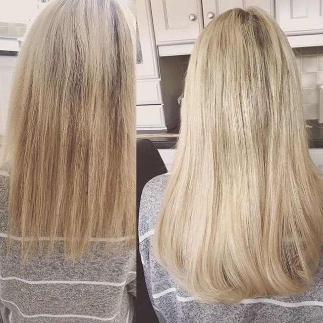 Natural blonde tape fitting ❤️❤️💇💇