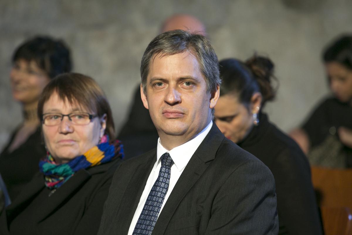 Záštitu nad 5. ročníkem převzal i ministr pro lidská práva, rovné příležitosti a legislativu Jiří Dientsbier.