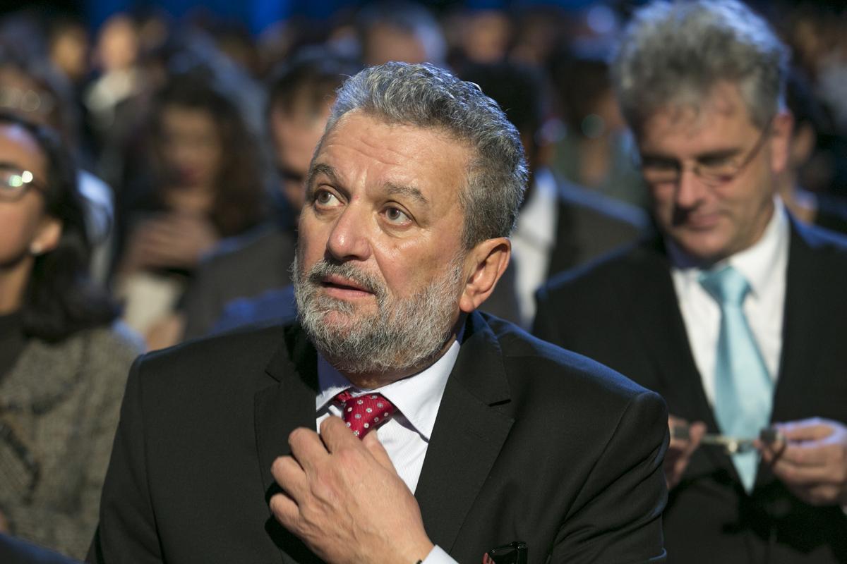 Ivan Gabal byl členem Hlavní poroty Roma Spirit v ČR 2015.