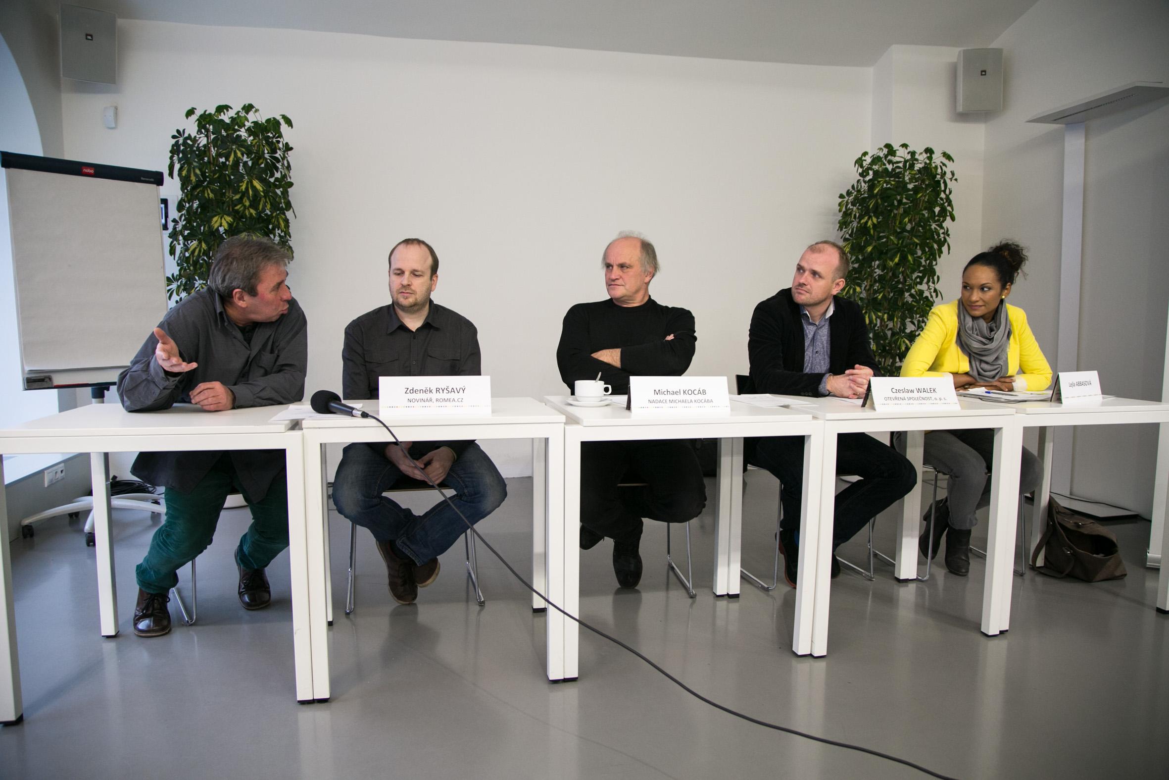 Tisková konference 1. 12. 2014