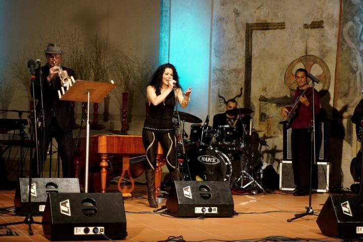 Brněnská kapela Gulo čar zahájila předávání cen Gypsy Spirit 2013.