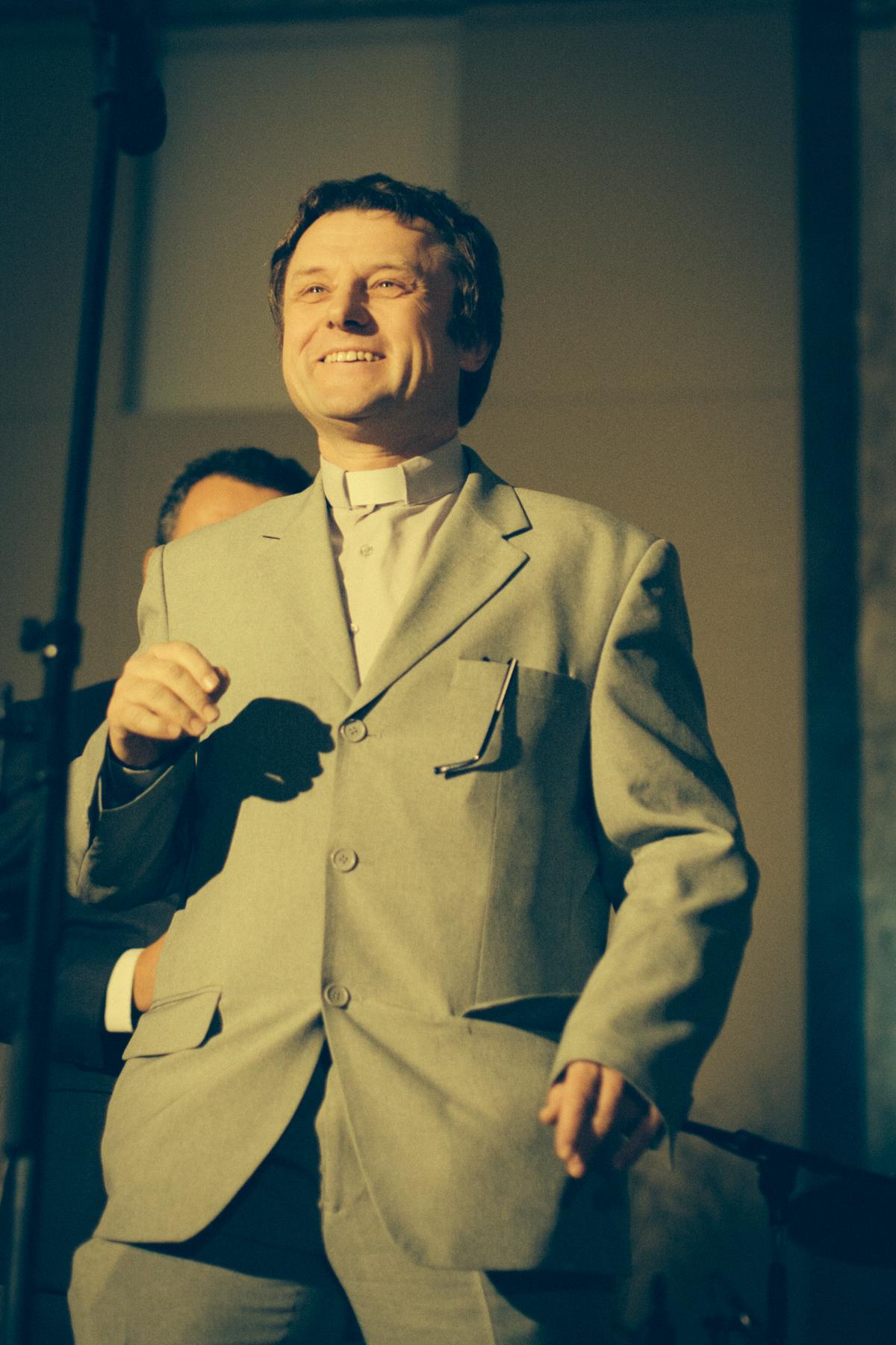 Ladislav Nádvorník, ředitel Salesiánského střediska Štěpána Trochty v Teplicích, oceněného v kategorii Společnost/firma.