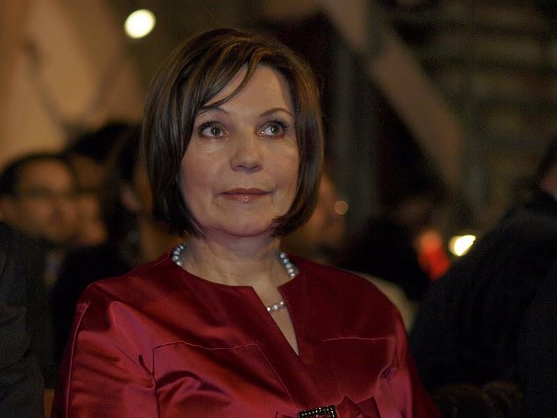 Lubomíra Slušná Franz, autorka myšlenky Gypsy Spirit, členka hlavní poroty.