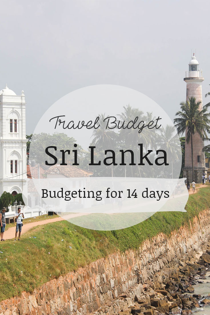 Sri Lanka Travel Budget- 14 days in Sri Lanka