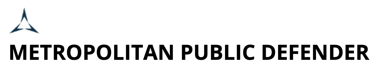 Portland Metropolitan Public Defender